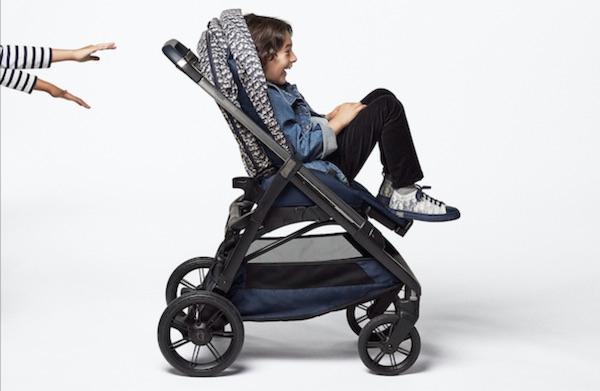 Kereta Bayi Mewah Lansiran Rumah Mode Dior