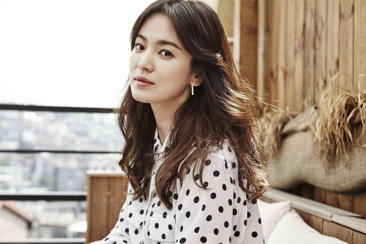 Song Hye Kyo Menjadi Brand Ambassador Sulwhasoo