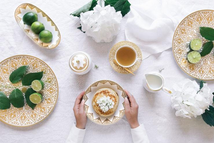 High Tea Istimewa di Four Seasons Jakarta