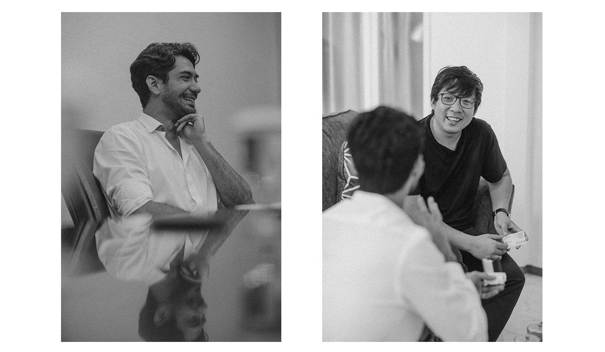 Diskusi Film Indonesia Bersama Reza Rahadian & Yandy Laurens