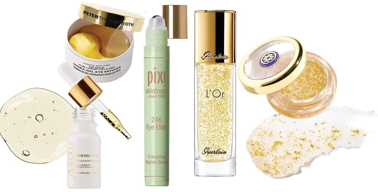 5 Produk Kecantikan dengan Kandungan Emas!