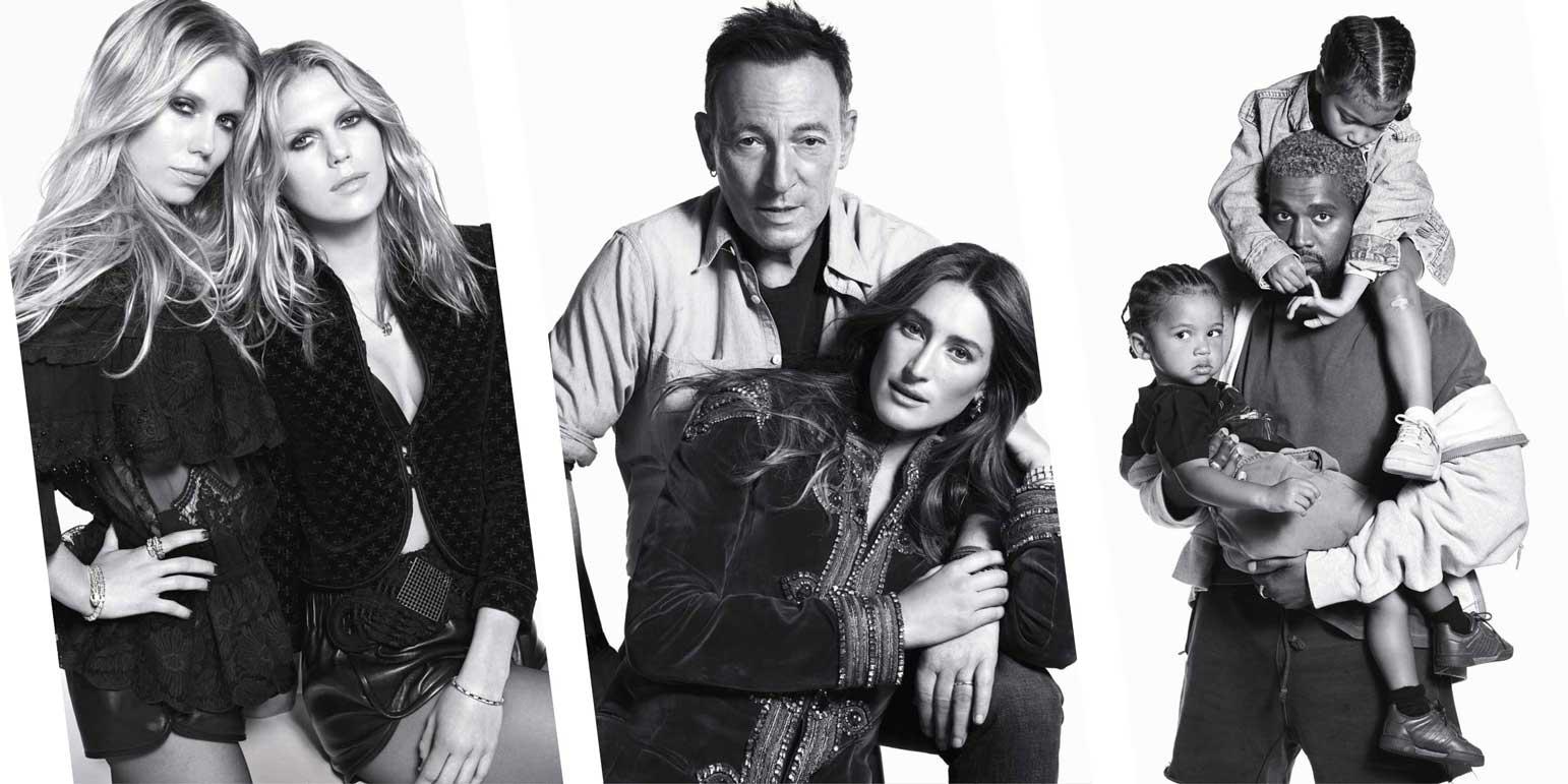 #BazaarICONS Keluarga Para Bintang Rock, Pop, dan R&B