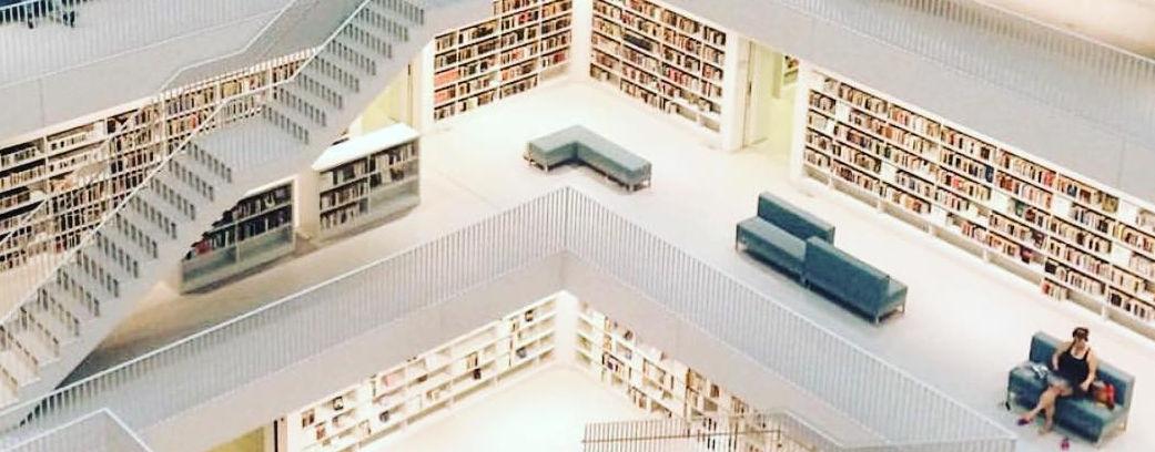 Bertambah Pintar Lewat 6 Perpustakaan Terbaik di Dunia