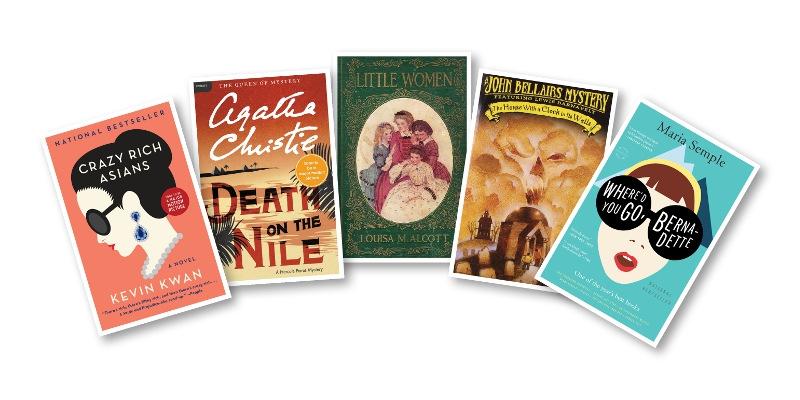 5 Novel yang Akan Diangkat ke Layar Lebar