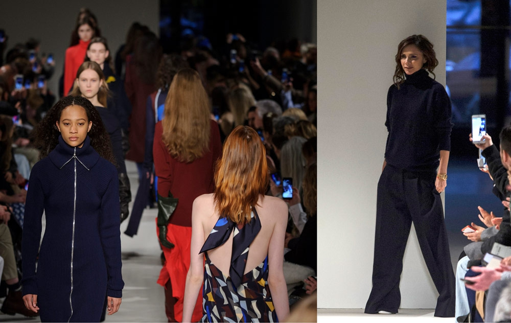 Fashion Show Victoria Beckham akan Digelar di London