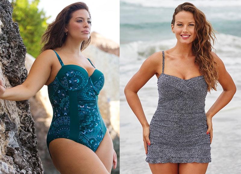 Baju Renang untuk Perempuan Bertubuh Besar