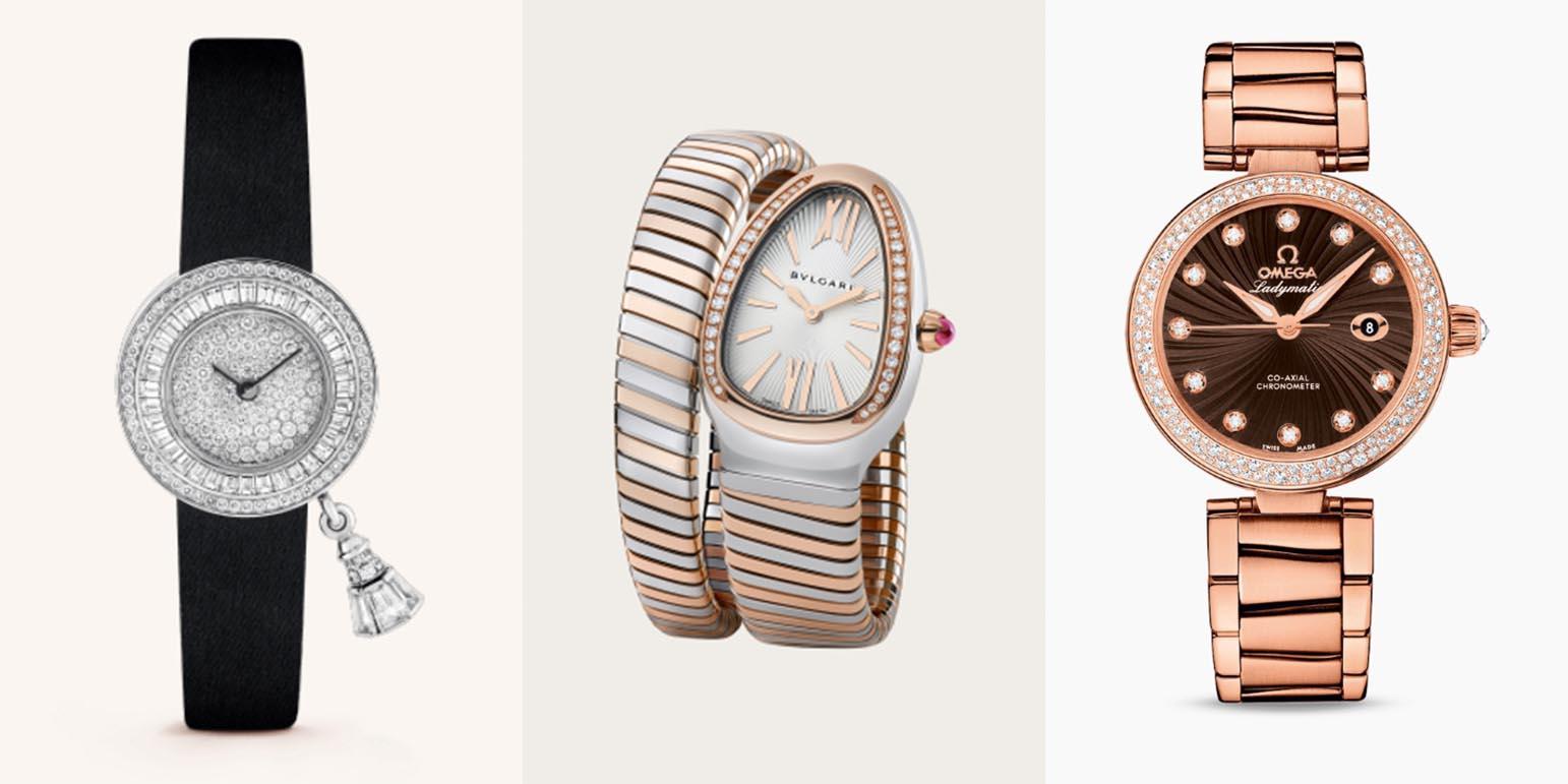 Merk Jam Tangan Wanita Termahal di Dunia