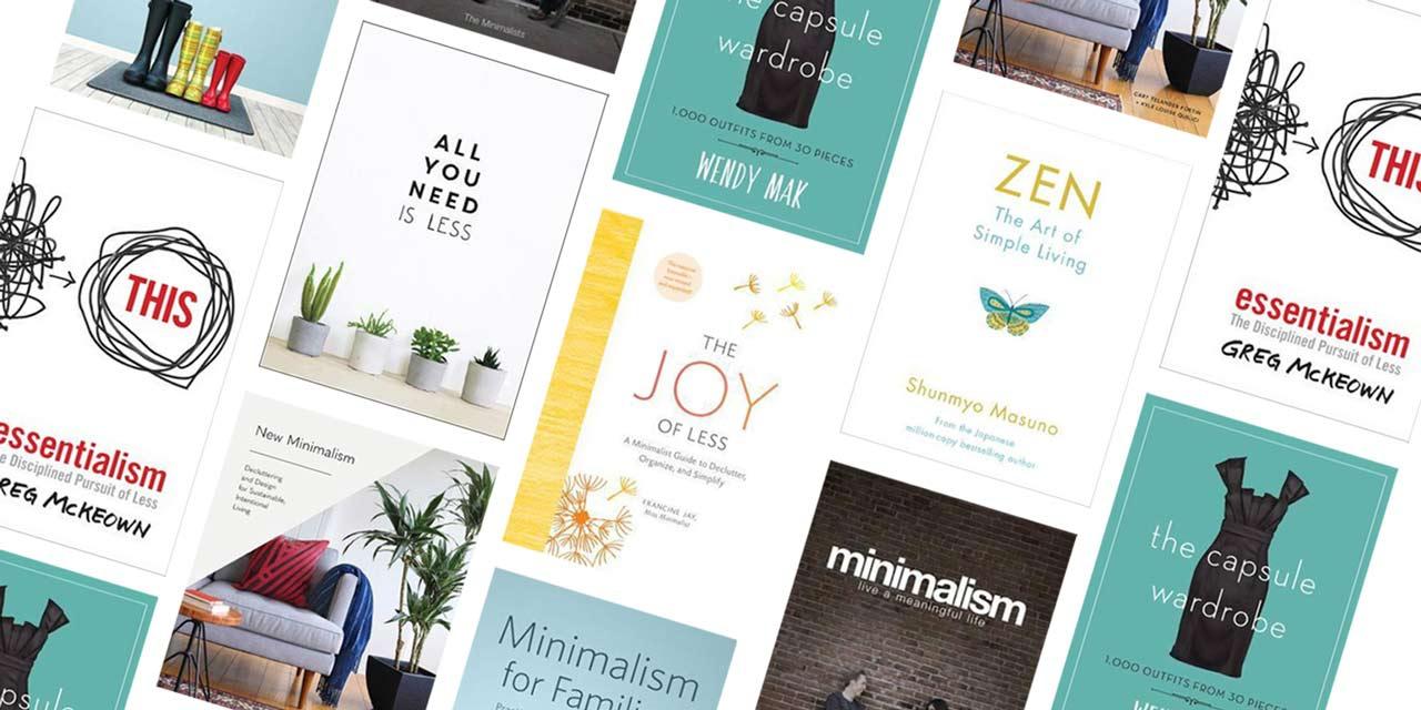 20 Rekomendasi Buku Untuk Memulai Hidup Minimalis