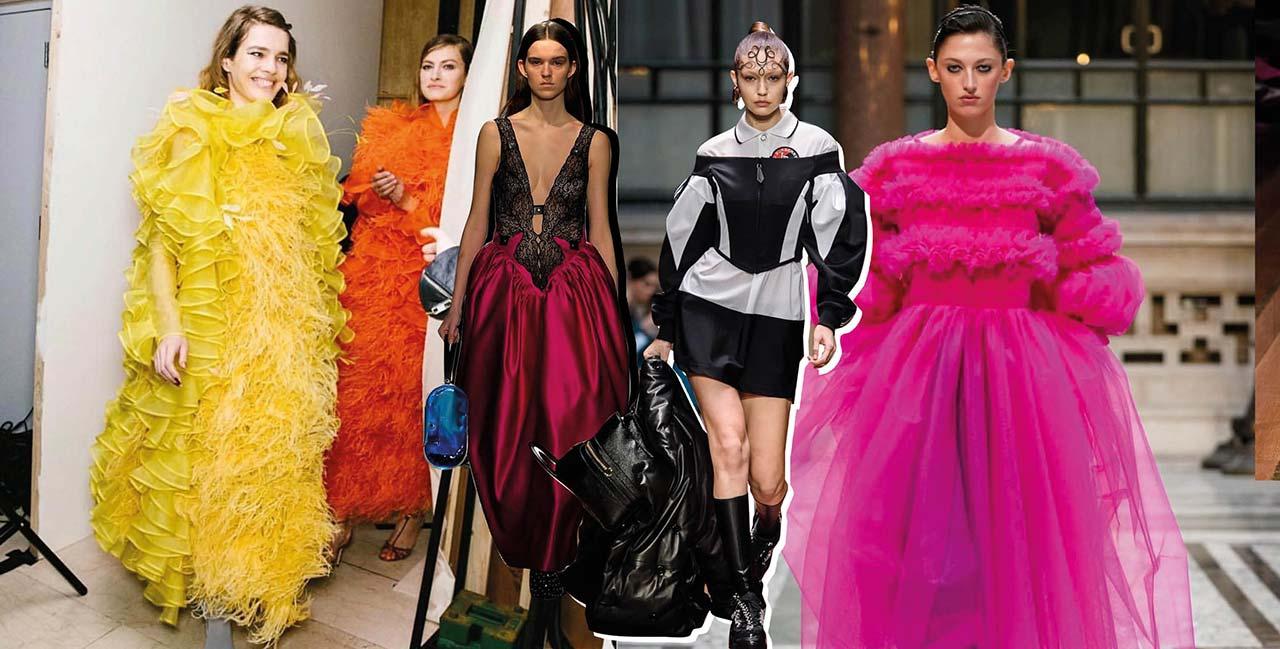 5 Desainer Terbaik di London Fashion Week Fall 2019