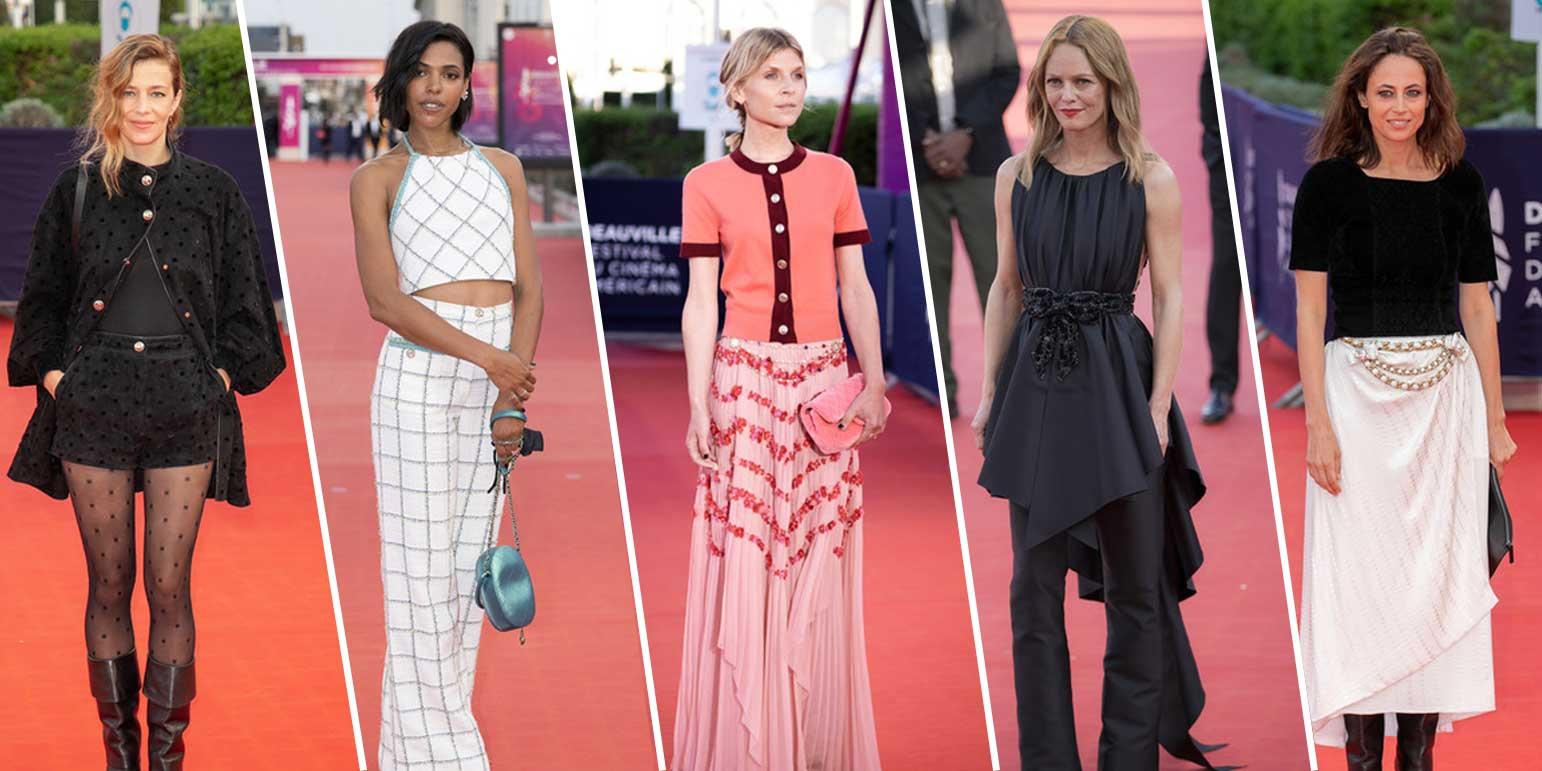 Chanel Kembali Bekerja Sama dengan Festival Film Deauville