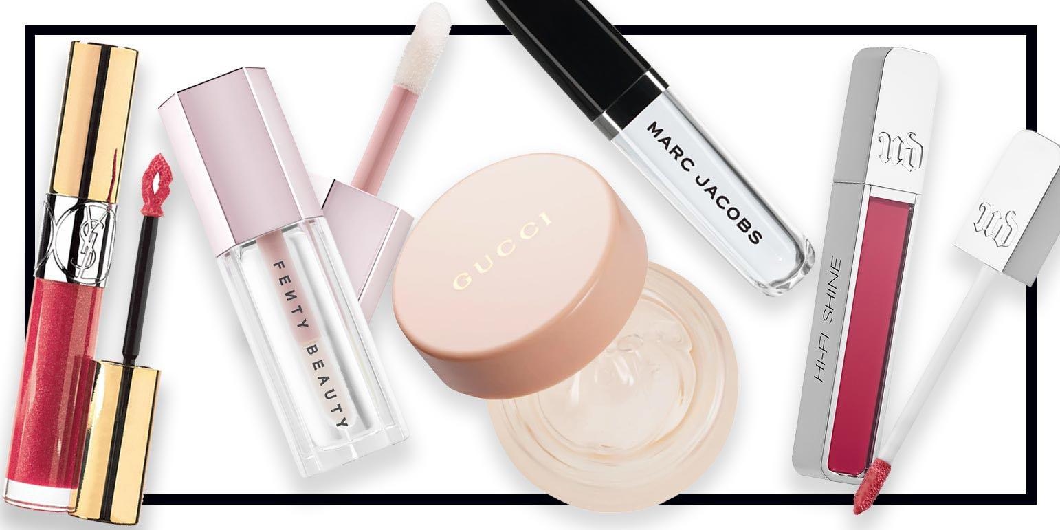 Deretan Produk Lip Gloss Terbaik yang Harus Dicoba