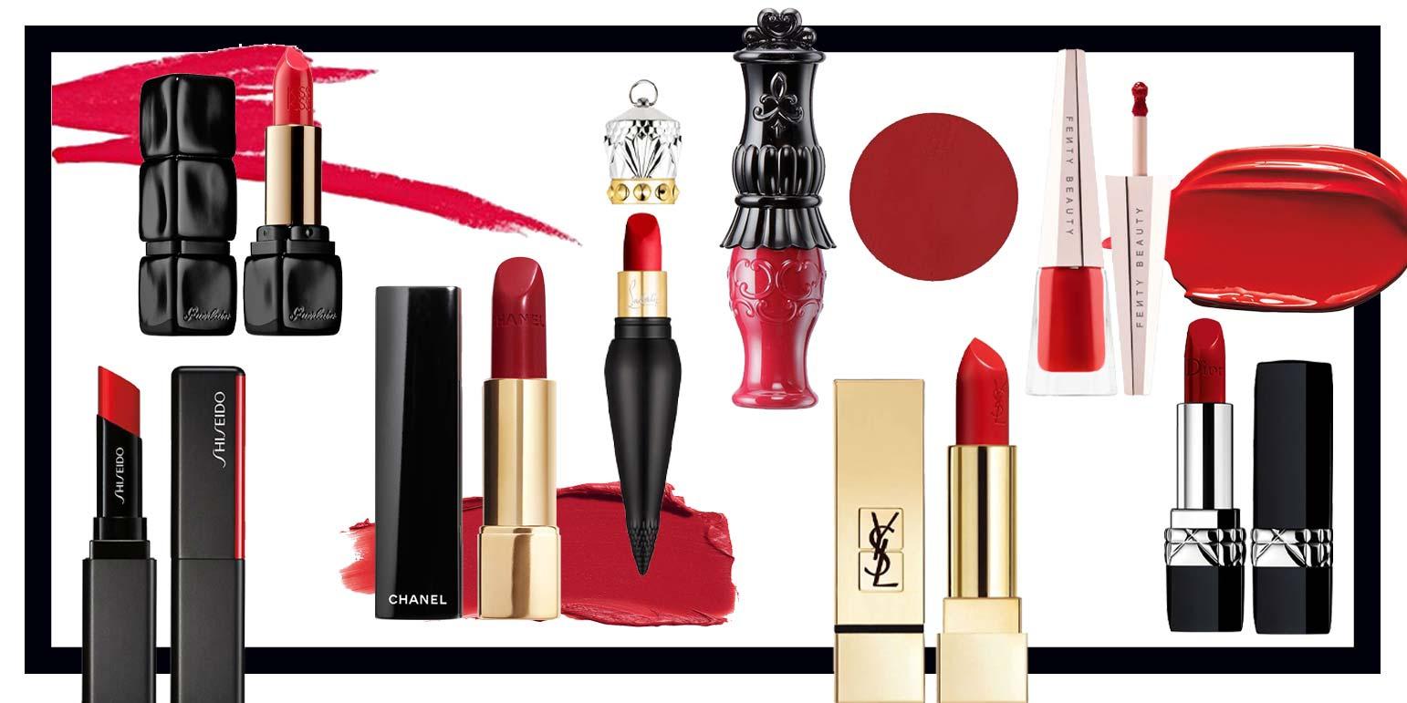 15 Lipstik Merah yang Ikonis dan Dicintai Sepanjang Masa