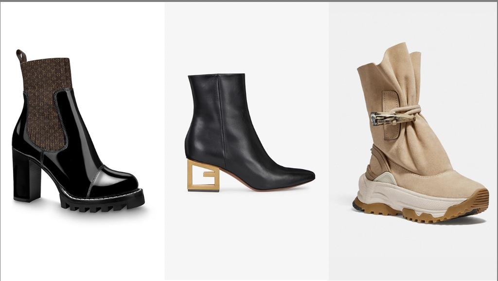 10 Rekomendasi Model Ankle Boots Untuk Melindungi Kaki Anda