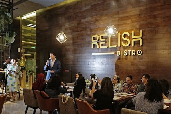 Restoran Terbaru di Pusat Kota Jakarta: Relish Bistro