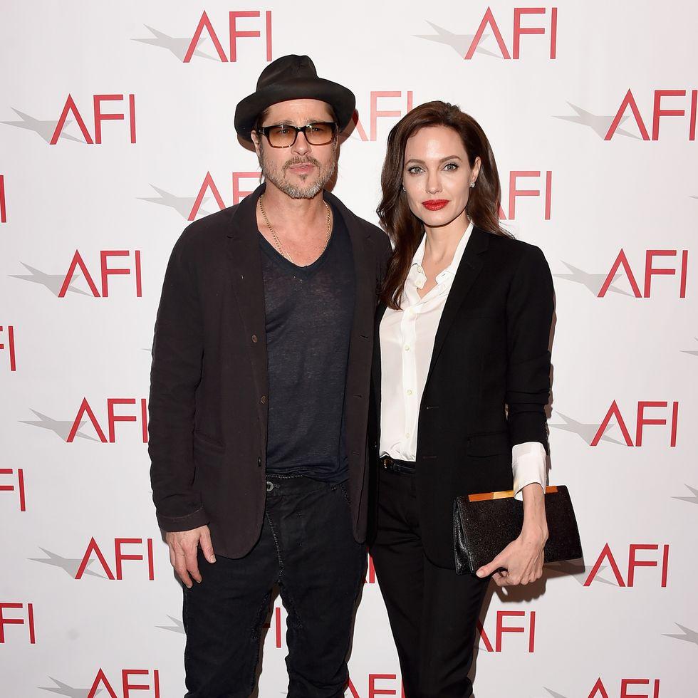 Brad Pitt dan Angelina Jolie Ternyata Jalani Terapi Keluarga