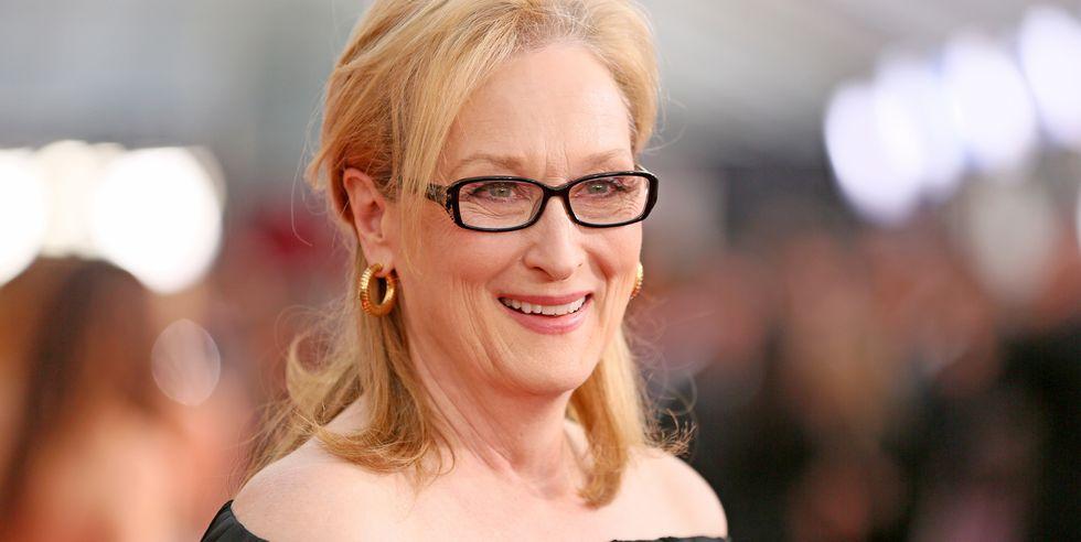 Meryl Streep Sedang Menantikan Cucu Pertamanya