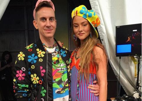 Devon Aoki Kembali ke Panggung Fashion