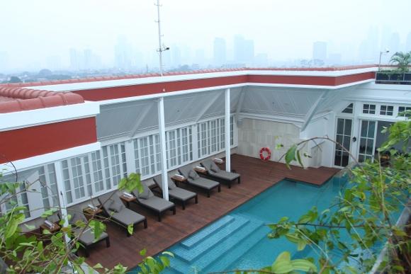 Menginap di Landmark Baru Kota Jakarta