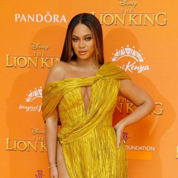 Beyoncé Tidak Menghiraukan Komentar Tentang Berat Badannya