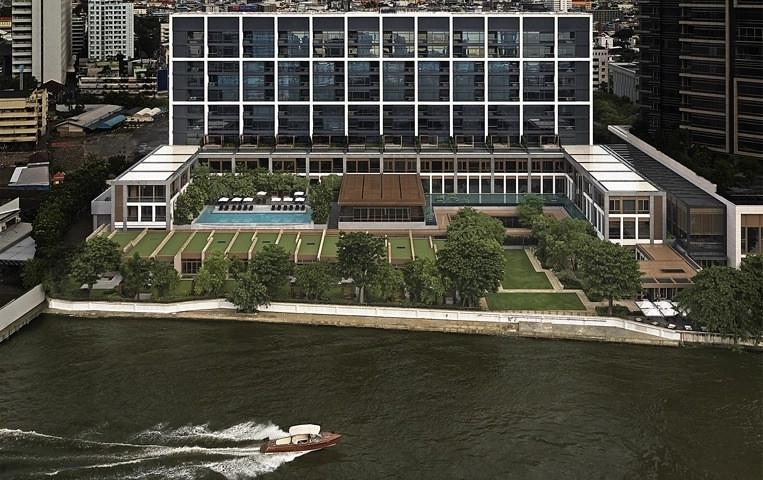 Capella Buka Hotel Pertamanya di Thailand, Tepatnya di Tepi Sungai Chao Phraya