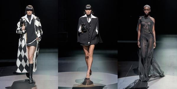 Gelaran Penuh Gelora Emosi dan Puitis Dipersembahkan Rumah Mode Valentino untuk Koleksi Musim Gugur Nanti