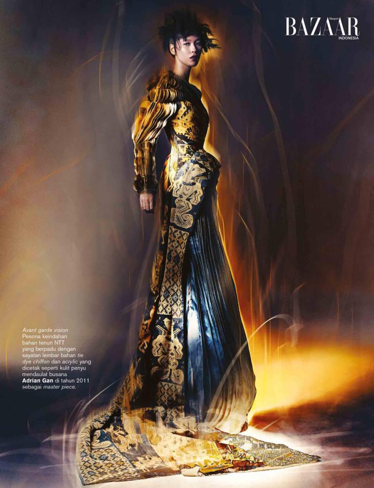 Ryan Tandya NPM Photography for Harper's Bazaar Indonesia