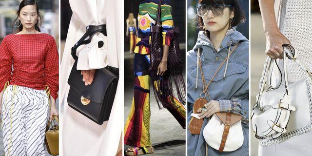 Beberapa Tren Tas dari Runway Fashion Week yang Akan Marak Tahun Depan!