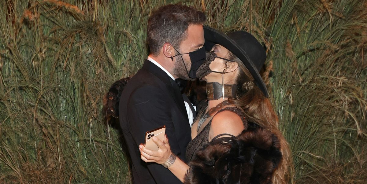 Ini Debut J.Lo dan Ben Affleck di Acara Met Gala