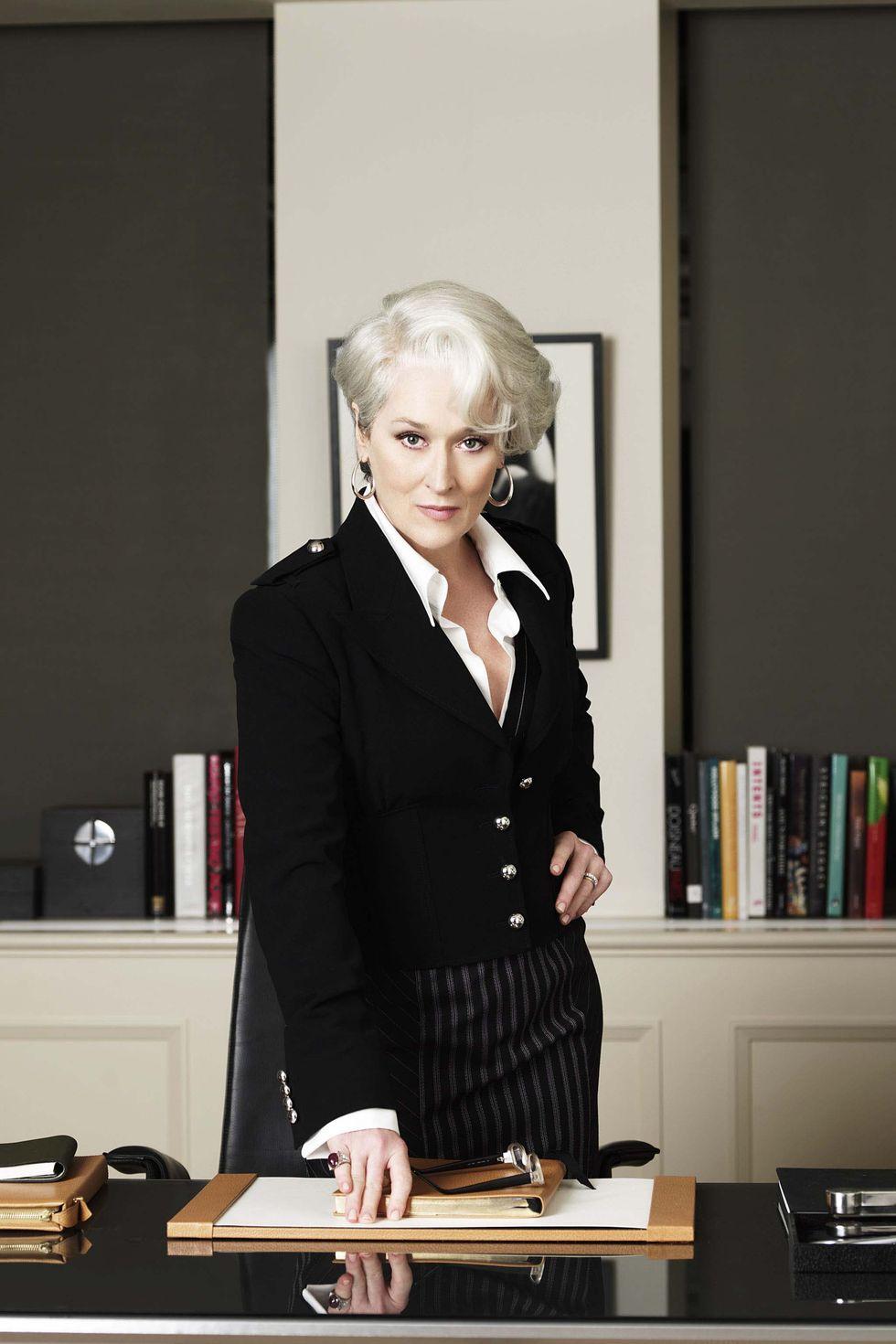 Meryl Streep – The Devil Wears Prada