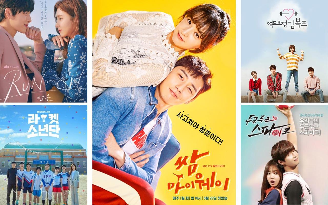 10 Drama Korea Bertema Olahraga yang Dapat Anda Jadikan Tontonan untuk Mengisi Waktu Luang