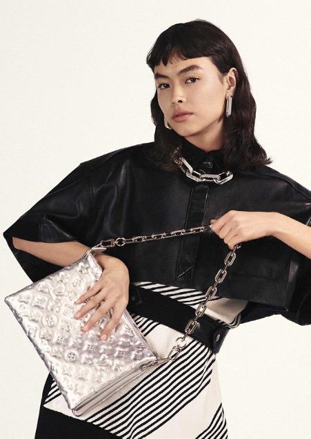Kenali Tas Coussin Kreasi Terbaru Louis Vuitton yang Bergaya Genderless