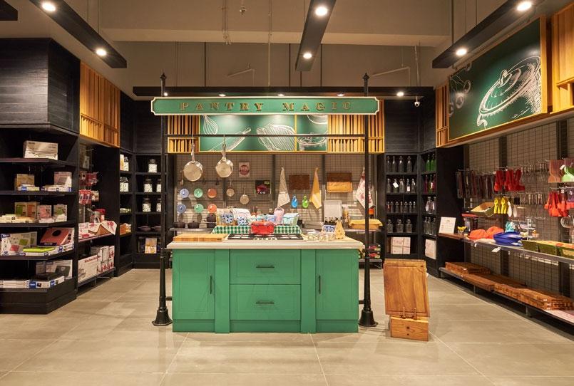 Dua Supermarket Baru dengan Konsep Modern di Kawasan Jakarta Selatan