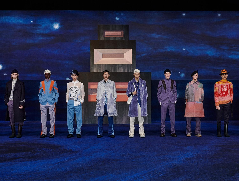 Dior Men Membangkitkan Simbol Perayaan Kehidupan Sehari-Hari di Koleksi Fall/Winter 2021