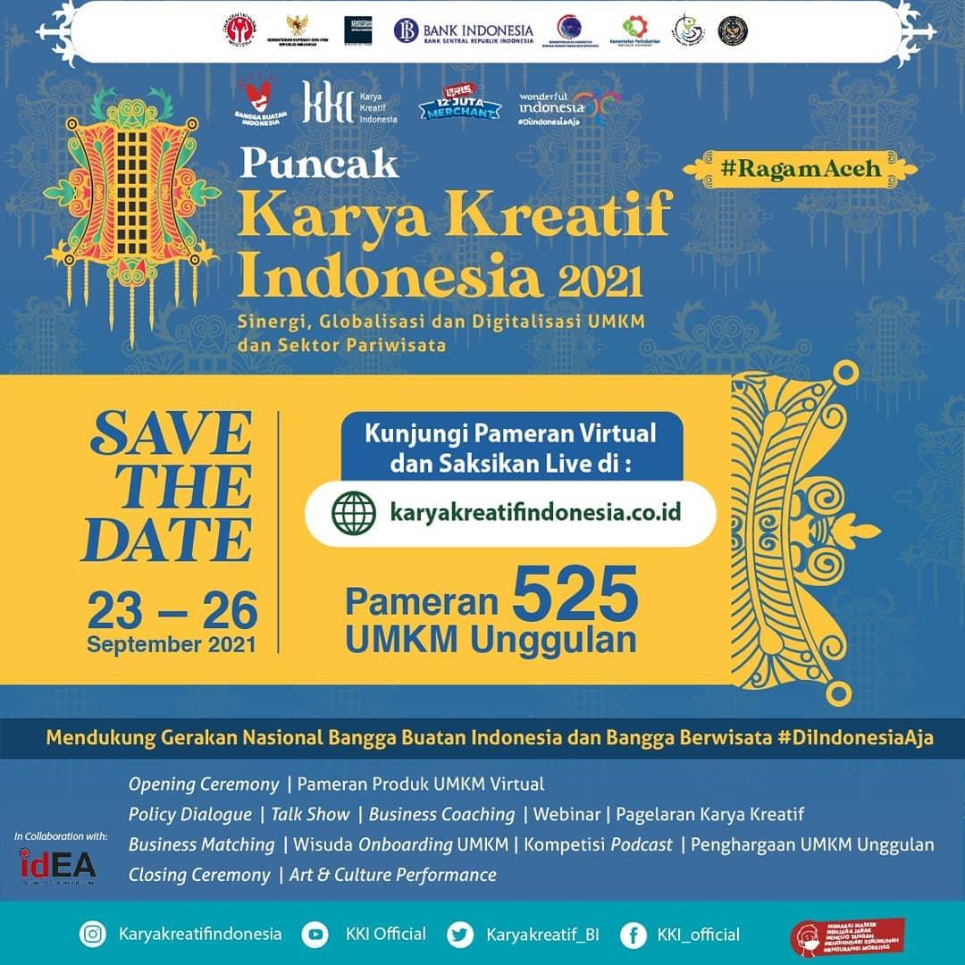 Courtesy of Karya Kreatif Indonesia