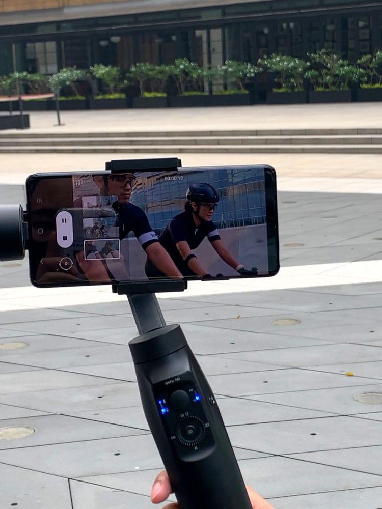 Mengintip hasil fitur Directors View langsung dari Galaxy S21 Ultra 5G