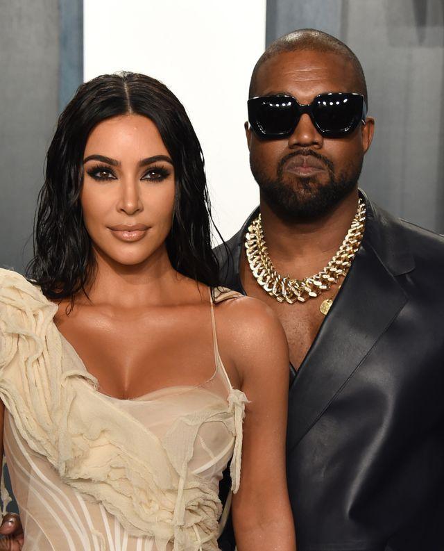 Kim Kardashian Telah Mengajukan Surat Perceraian dari Kanye West