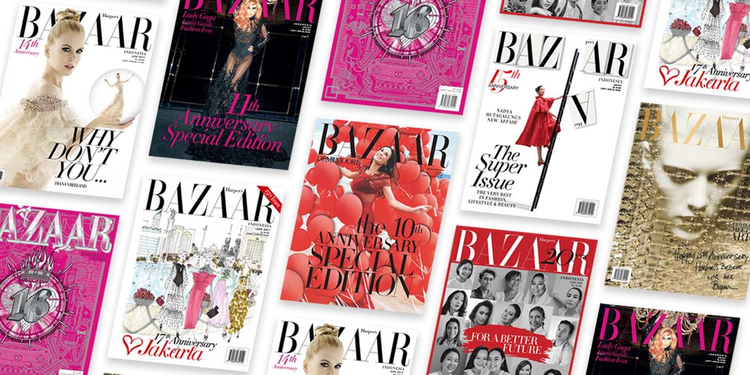 Sejarah Harper's Bazaar yang Menjadi Sumber Informasi Para Wanita di Dunia, Termasuk Indonesia