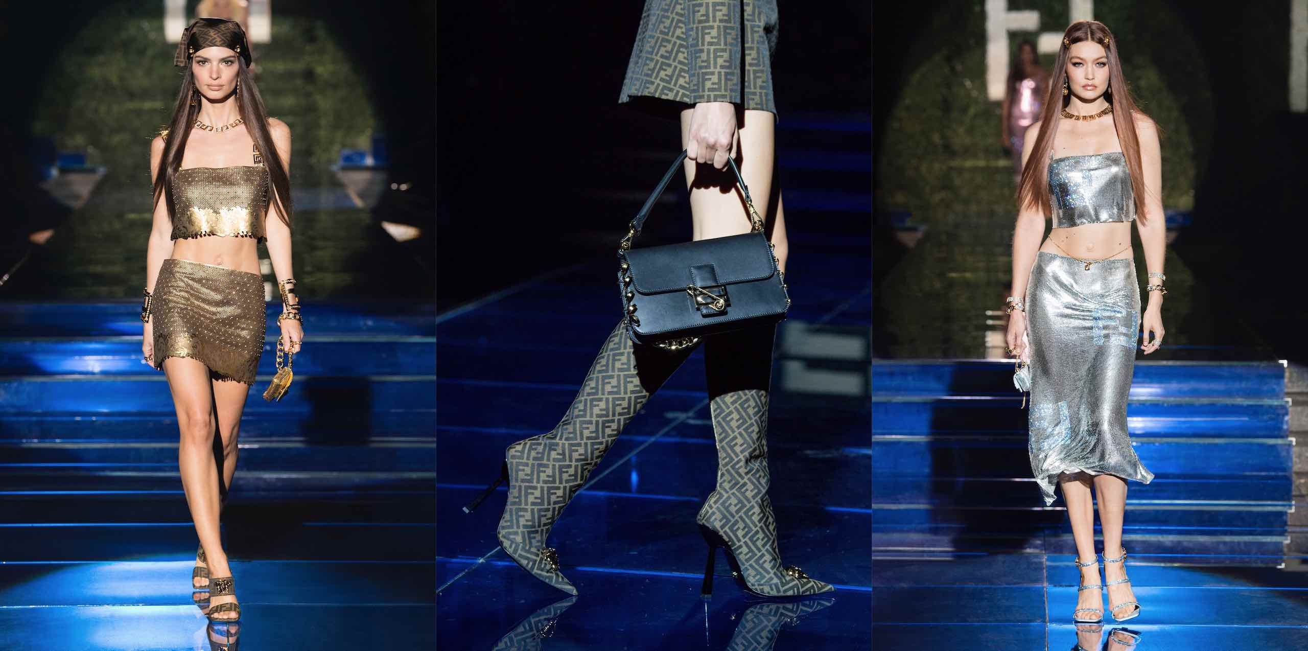 (Koleksi Fendi by Versace)