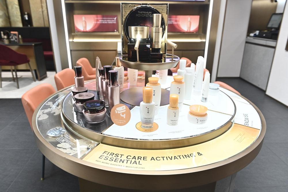 Kehadiran Gerai Pertama Brand Kosmetik Sulwhasoo di Indonesia