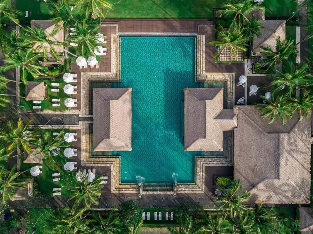 InterContinental Bali Resort / Foto: Courtesy of Instagram @intercontinentalbaliresort