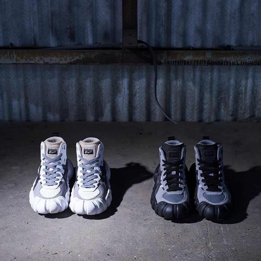 Kombinasi Tradisi dan Inovasi Pada Rangkaian Sepatu Terbaru dari Onitsuka Tiger