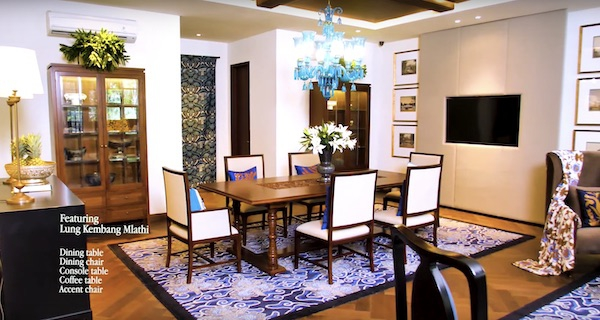 Iwan Tirta Home Merilis Koleksi Furnitur Teranyar Bersama Desainer Interior Hidajat Endramukti