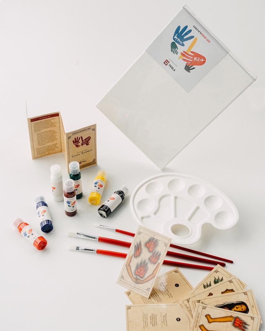 Art kit, Macan