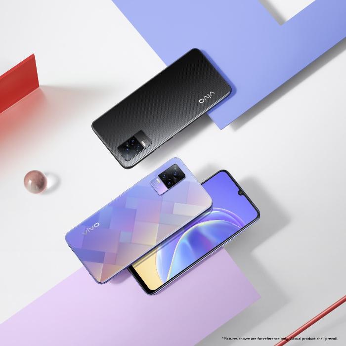 Smartphone vivo V21 Resmi Diluncurkan dengan Mengandalkan Ketajaman Kamera Mode Malam