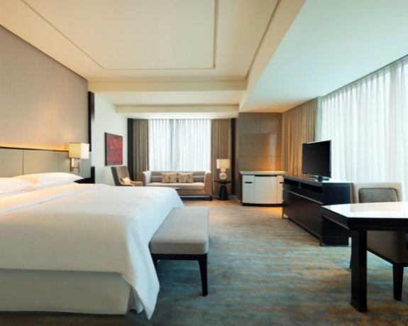 Courtesy of Hotel Sheraton Grand Jakarta Gandaria City