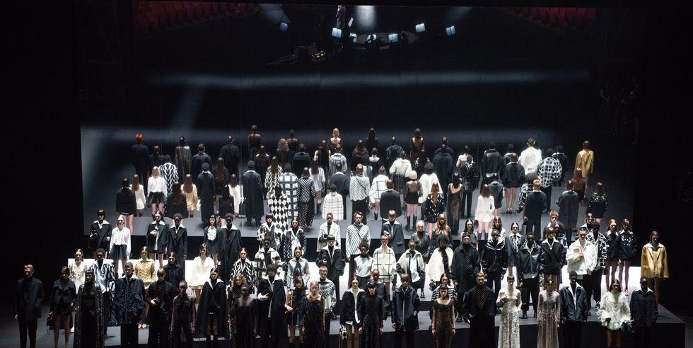 Semua Tampilan Terbaik Dari Milan Fashion Week Musim Gugur 2021