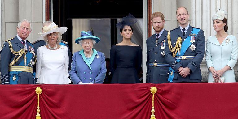Istana Buckingham Merilis Pernyataan Resmi Tentang Kelahiran Putri Pangeran Harry dan Meghan Markle