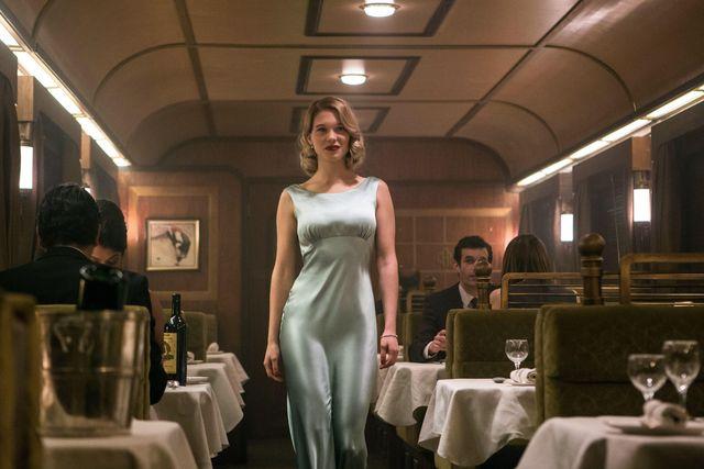 Lea Seydoux sebagai Dr Madeleine Swann di Spectre