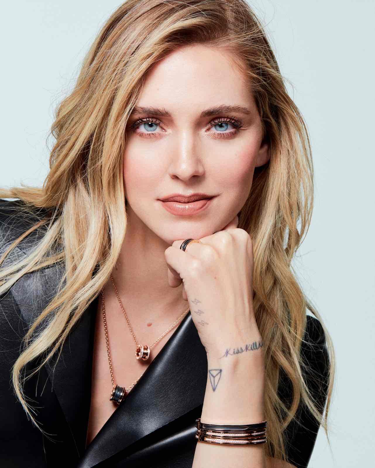 Chiara Ferragni Resmi Bergabung Sebagai Global Ambassador Label Perhiasan Mewah Bulgari