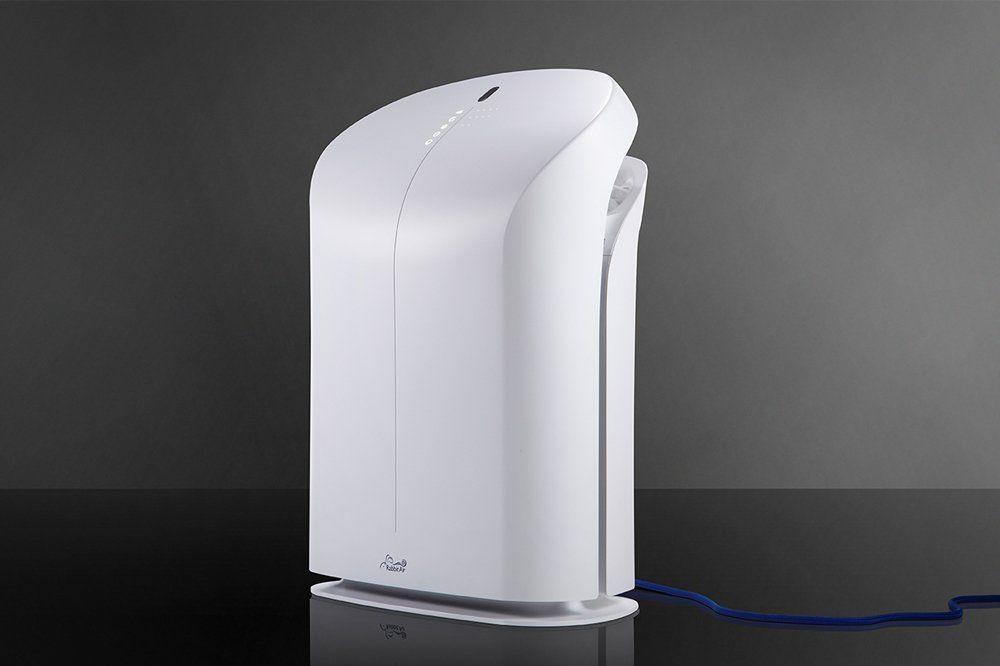 Rabbit Air BioGS 2.0 Ultra Quiet HEPA Air Purifier (SPA-550A)